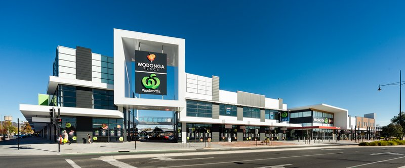 Banks make further investment in Wodonga CBD redevelopment