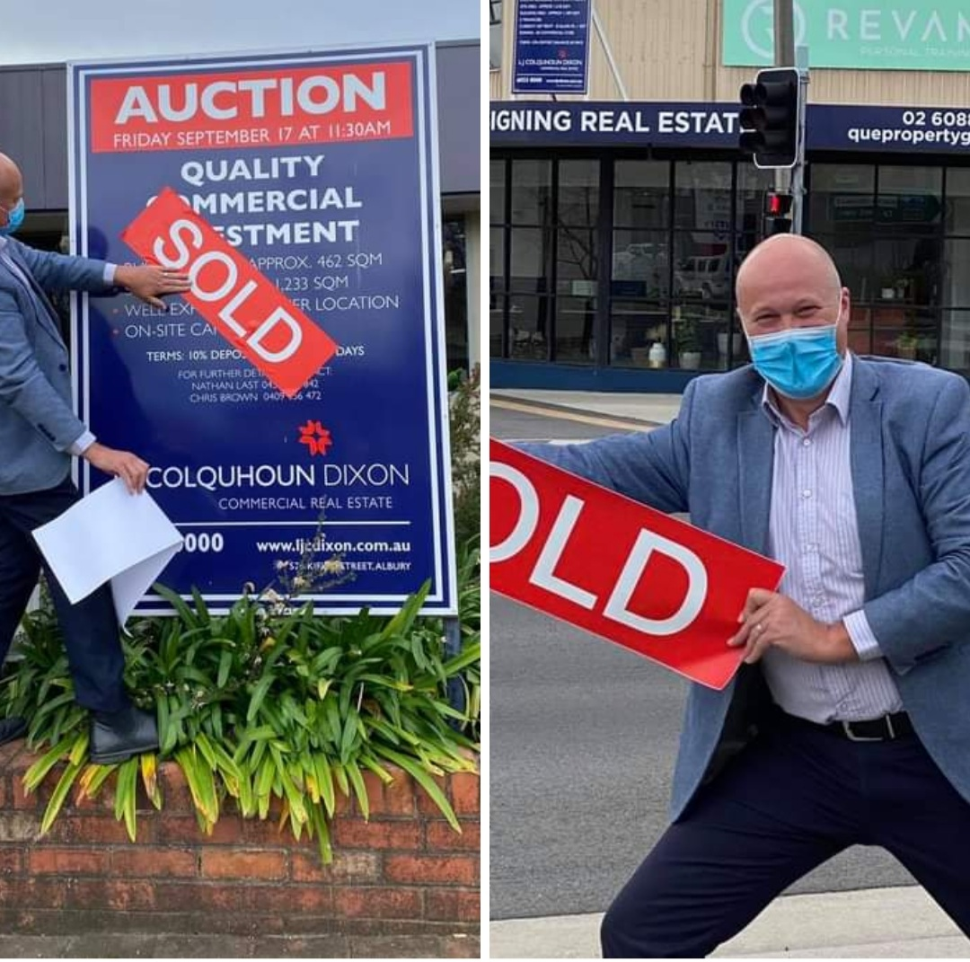 Two Albury properties sell for $4.61 million as market booms